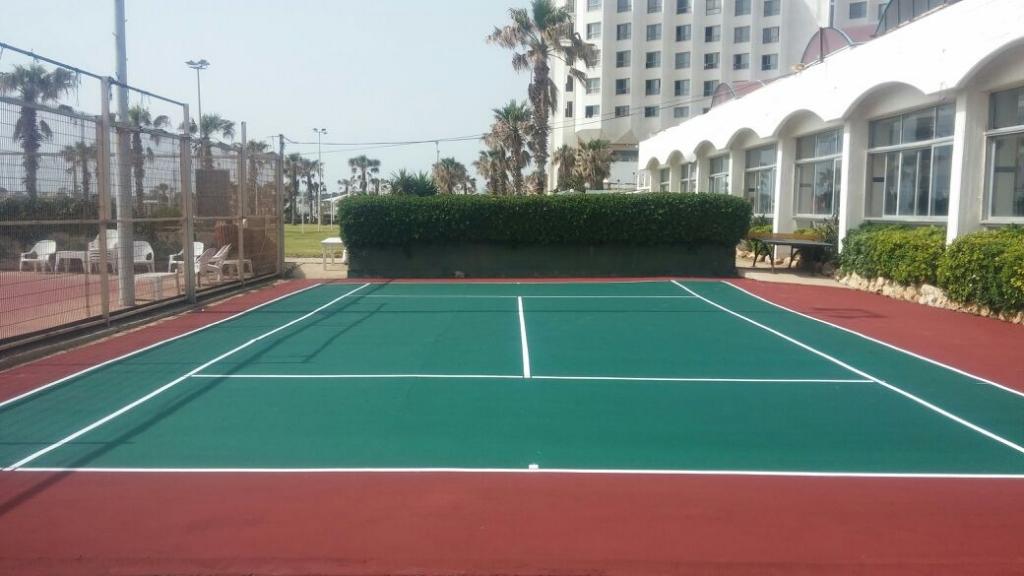 פרויקט במלון חוף רימונים
